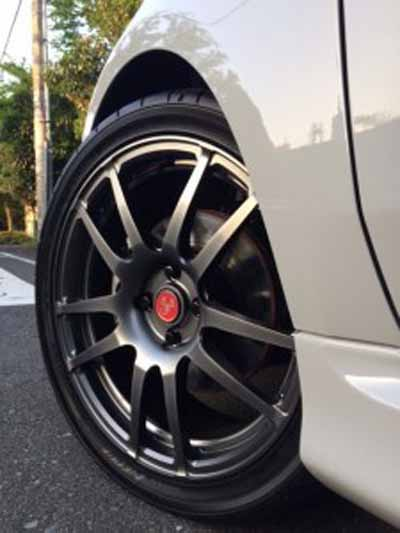 ABARTH WHEEL