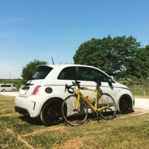アバルト 自転車