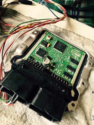 アバルト コンピューター チューニング