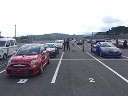 アバルト レース fsw