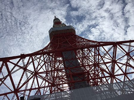 スリーハンドレッド 東京タワー