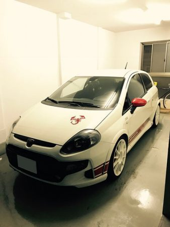 ABARTH PUNTO EVO PARTS