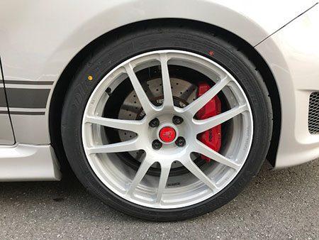 アバルト es wheel
